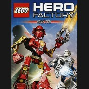 Lego Hero Factory: Nový tým  (Lego Hero Factory: Rise of the Rookies)
