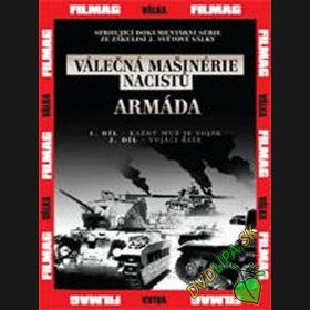 Válečná mašinérie nacistů Armáda– 1. DVD (The War Machines of WWII - The Nazis)