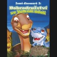 Země dinosaurů 2: Dobrodružství ve velkém údolí (The Land Before Time II: The Great Valley Adventure) DVD