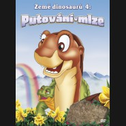 Země dinosaurů 4: Putování v mlze (The  Land Before Time IV: Journey Through the Mists) DVD
