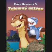 Země dinosaurů 5: Tajemný ostrov (The Land Before Time V: The Mysterious Island) DVD