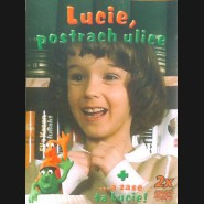 2 DVD Lucie, postrach ulice / …a zase ta Lucie!