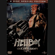 Hellboy 2: Zlatá armáda S.C.E. Steelbook 2 DVD (Hellboy 2: The Golden Army)