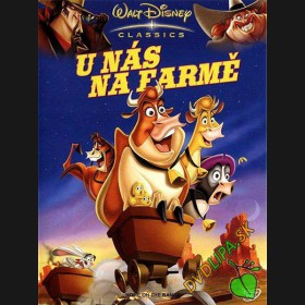 U Nás Na Farme (Home on the Range) DVD
