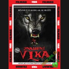 Znamení vlka DVD (Moon of the Wolf)