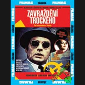 Zavraždění Trockého DVD (The Assassination of Trotsky)