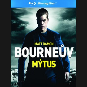 Bournuv mýtus 2004 (The Bourne Supremacy) BLU-RAY