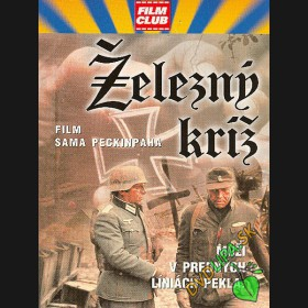 Železný kříž (Cross of Iron) DVD