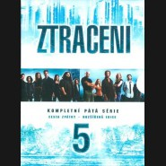 Ztraceni 5. série 5DVD (Lost Season 5 (5DVD))