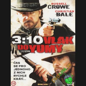 3:10 VLAK DO YUMY (3:10 to Yuma) DVD