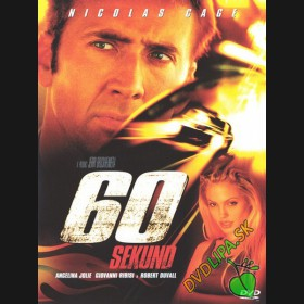 60 sekúnd (Gone in 60 seconds) DVD