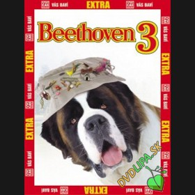 Beethoven 3 (Beethoven ´s 3rd) DVD