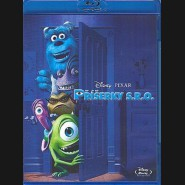 Příšerky s.r.o.- Blu-ray (Monsters Inc.)