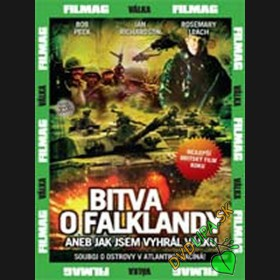 Bitva o Falklandy DVD (An Ungentlemanly Act) DVD