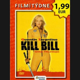 Kill Bill 1 DVD