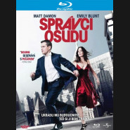 Správci osudu (The Adjustment Bureau 2011) Blu-ray