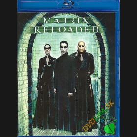 Matrix Reloaded (The Matrix Reloaded) Blu Ray