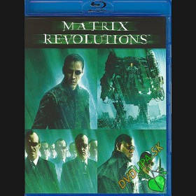Matrix Revolutions (The Matrix Revolutions) Blu Ray
