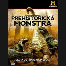 Prehistorická monstra   (Prehistoric Monsters Revealed)
