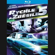 Rychle a zběsile 5 - 2011 (Fast Five) Blu-ray