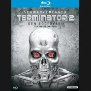 Terminátor 2: Den zúčtování  (Terminator 2: Judgment Day) Blu-ray + making of Bonus disk
