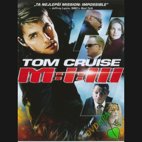Mission Impossible 3 (Mission Impossible III) DVD