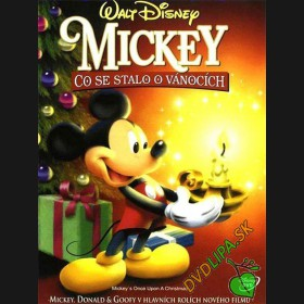 Mickey: Co se stalo o Vánocích (Mickey's Once Upon a Christmas) DVD