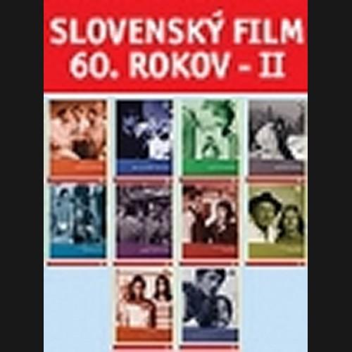 11 DVD Boxset 60.roky II.séria (Slovak Cinema of the 60´s - II) DVD