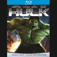 Neuvěřitelný Hulk 2008 (The Incredible Hulk) Blu-ray