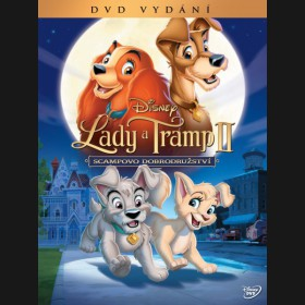 Lady a Tramp II - Scampova dobrodružství (Lady and the Tramp II: Scamp's Adventure)