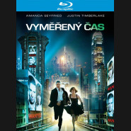 Vyměřený čas (In Time) Blu - Ray