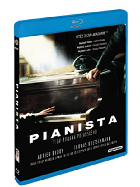 Pianista (Blu-ray)   (The Pianist)