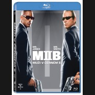 Muži v černém II   ( Men in Black II ) Bu-ray