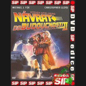 Návrat do budoucnosti II (Back to the Future Part II) DVD