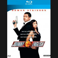 Johnny English Blu-ray