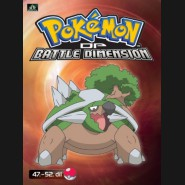 Pokémon (XI): DP Battle Dimension 47.-52.díl (DVD 10)