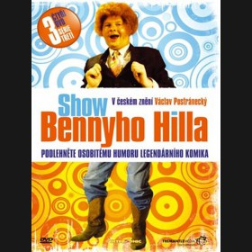 Show Bennyho Hilla série 3 dvd 3   (The Benny Hill Show)