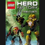 Lego Hero Factory: Divoká planeta   (Lego Hero Factory: Savage Planet)