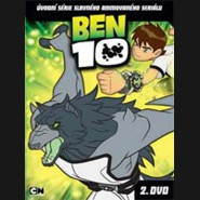 BEN 10 – 2. DVD – SLIM BOX