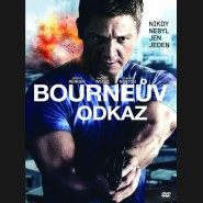 Bourneův odkaz 2012 (The Bourne Legacy) DVD