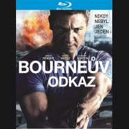 Bourneův odkaz 2012 (The Bourne Legacy) Blu-ray