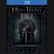 HRA O TRŮNY - 1. SÉRIE - (Game of Thrones) Blu-ray (5 BD)