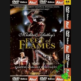 Michael Flatley's-Feet of Flames DVD