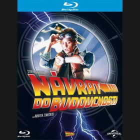 Návrat do budoucnosti 1985 (Back to the Future)  Blu-ray