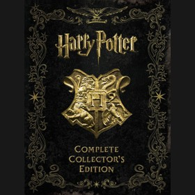 Harry Potter: Kompletní sběratelská kolekce 24DVD   (Harry Potter: Complete Collection Boxset)