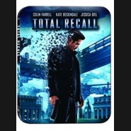 TOTAL RECALL (2012) - Blu-ray - steelbook
