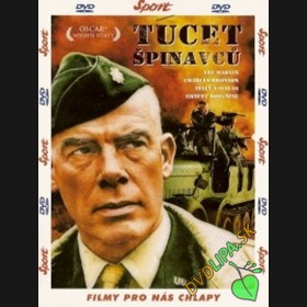 Tucet špinavců (The Dirty Dozen) DVD