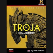TRÓJA (Troy: the Gods and Warriors) DVD