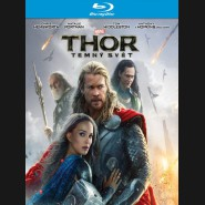 THOR: TEMNÝ SVĚT (Thor: The Dark World) - Blu-ray