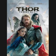 THOR: TEMNÝ SVĚT (Thor: The Dark World) DVD